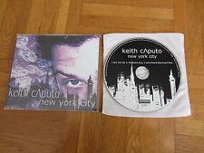 KEITH CAPUTO New York City OOP 2000 EUROPEAN CD single life of agony