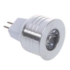 MR11 GU4 3W High Power LED Strahler Leuchtmittel Licht Warmweiss 12V P3H4