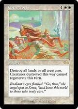 CATASTROPHE Urza's Saga MTG White Sorcery RARE