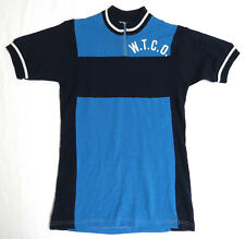 vtg WTCO PRIMA-LUX Cycling Sweater M (3) Herentals Belgium 70s/80s jersey shirt