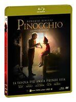 Pinocchio (Benigni/Garrone) (2020) Blu Ray + DVD PRENOTAZIONE