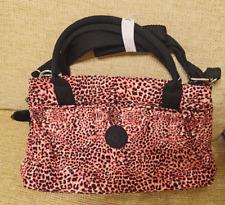 New Kipling  Caralisa Top-Handle Bag –  Fiesta Animal