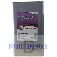 Nielsen SuperShine (5 Liter) Polierwachs, Autopolitur