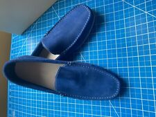 Diesel Men's Onestyle Loafer Olympian Blue Size 10US/43 EURO Made in Spain