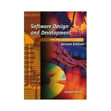 Software Design & Development Preliminary Course Second Edition YEAR 11