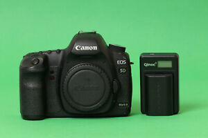 Canon EOS 5D Mark II 2 21.1MP DSLR Camera (Body Only) - 74411 Shutter Count