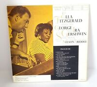 Ella Fitzgerald Sings the George & Ira Gershwin Song Book Vol. 3 LP - VG+
