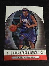 2006-07 Finest POPS MENSAH-BONSU RC #83 basketball card ~ Mavericks rookie ~ F1