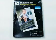 HP Photo Card Pack for all inkjet printers