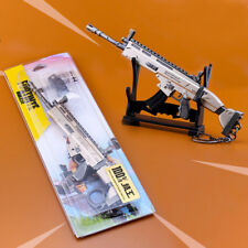 170mm Fortnite UK Game Metal Scar Rifle Figure Kids Toy Best Gifts