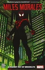 MARVEL COMICS MILES MORALES VOL 1 OUT OF BROOKLYN TPB TRADE PAPERBACK SPIDER-MAN