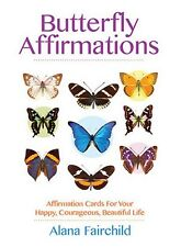 NEW Butterfly Affirmation Cards Deck Alana Fairchild