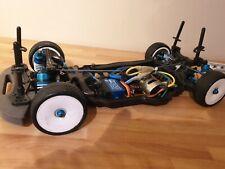 Tamiya Ta05r Rolling chassis Trf Very Good Spec hi speed servo new rs540 esc