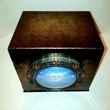 Stargate SG-1 The Complete Series Collection DVD 54 Disc Box Set - VG