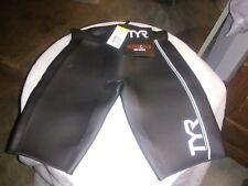 TYR Hurricane Cat 1 NEO Women's Neoprene Training Racing Shorts Black/Seafoam