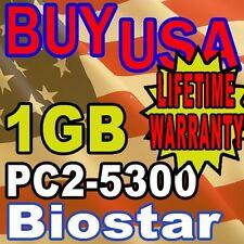 1GB Biostar K8M800 Micro AM2 NF4U AM2G Memory Ram