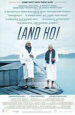 """NOT THE FILM, """" Land Ho ! """" Movie Poster Card, Film, Iceland --- NOT Postcard"""