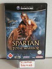 Spartan: Total Warrior (Nintendo Gamecube) Spiel in OVP - SEHR GUT  C3368