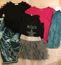 Fashion Lot Of Girls Size M, 8, 10-12, Shirts, Nordis Shirts, Justice Skirt, #78