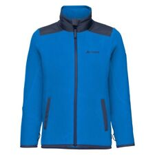 VAUDE Kids Racoon Fleece Jacket Kinder Fleecejacke blau