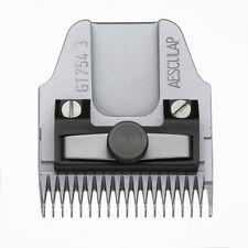 Aesculap Favorita Fein- Schneidsatz GT754, 3,0mm. Scherkopf, Schermesser, Klinge