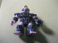 Vintage Battle Beasts Miner Mole #42 1987 With Rub