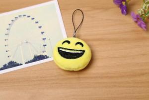 Bijou de Téléphone ou de Sac - Smiley Grand Sourire  - Bijoux des Lys