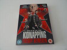 Kidnapping Freddy Heineken DVD (2015) Anthony Hopkins NEW SEALED 5060262853153