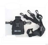 Walkie Talkie holder Case two way radio bag MSC-20B for Baofeng UV-5R ICOM YAESU