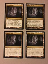 Playset (x4) Cavern of Souls - Avacyn Restored NM- MTG Free Shipping.