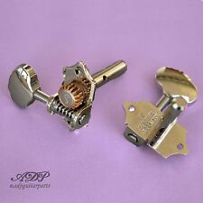 MECANIQUES SCHALLER GRAND TUNE  3+3 Style WAVERLY 1:18 Nickel Tuners SlottedHead