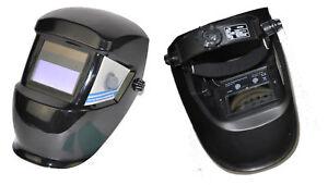 Schweißhelm Schweißschirm Automatikhelm Schweißmaske Automat Filter Solar (Spaw)