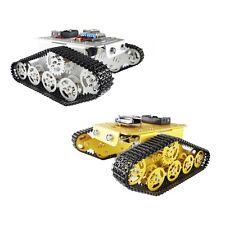 DIY T300 NodeMCU Aluminum Alloy Tank Track Caterpillar Chassis Smart Robot Kit