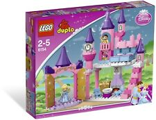 LEGO Duplo 6154 Disney Cinderella Märchenschloss castle  NEU / OVP