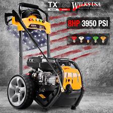 Wilks-USA TX750 272 Bar Petrol Pressure Washer