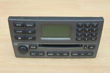 RADIO / CD STEREO HEAD UNIT (GREY FACIA) DECODED Jaguar X-Type 2003-2007