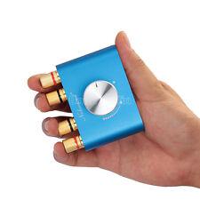 Mini Bluetooth 4.0 Digital Power Amplifier HiFi Stereo Amp 50W+50W USB Soundcard