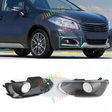 For Suzuki S-Cross 2013-2015 Right Front Fog Light Lamp Cover Trim ABS Plating