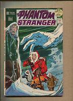 The Phantom Stranger #19 - Ice Giants - 1972 (Grade 5.0) WH
