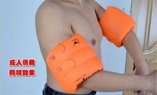 1Pair New Adult/Child Thicken Swimming Floating Arm Ring Kids Inflatable Sleeves