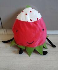 Ikea Erdbeere Stofftier Kuscheltier Plüschtier 30cm