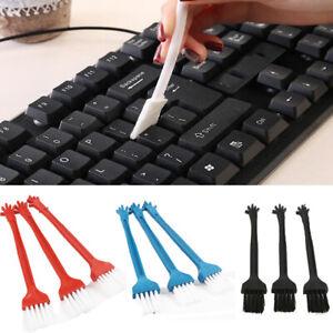 Keyboard Computer Cleaning Brush Tool Window Corner Desk Clean Storage Supplies