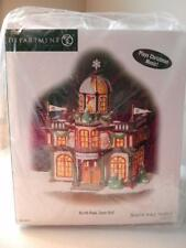Department 56 - (NEW) North Pole Town Hall #56.56767 Plays Christmas Music