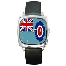 FLAG OF THE ROYAL RHODESIAN AIRFORCE (1953-1963) WRISTWATCH **NEW**