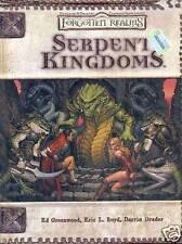 D&D3.5 FORGOTTEN REALMS SERPENT KINGDOMS
