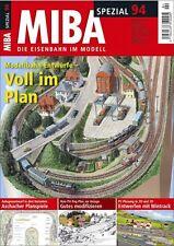 MIBA Spezial 94 - Anlagen-Entwürfe - Voll im Plan