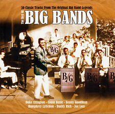 The Best of Big Bands - 30 Classic Tracks - Original Bands   ** BRAND NEW CD **