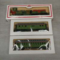 1 Model Power #6779 Locomotive and 2 Dickens Railroad Company Locomotive