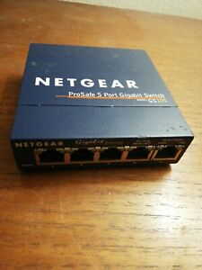 Netgear ProSafe 5 Port Gigabit Switch GS105