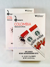 Starbucks VIA Instant Coffee Colombia Medium Roast 26 Packets
